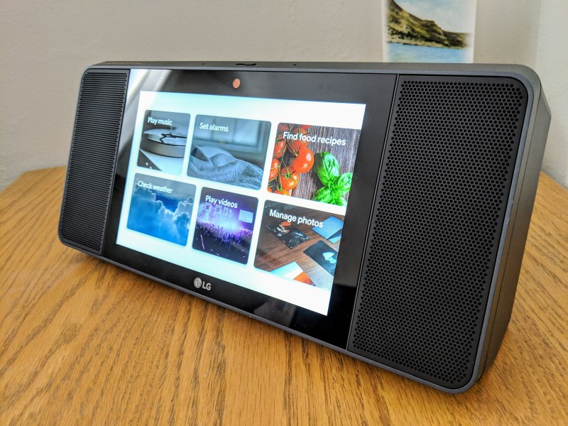LG Xboom WK9 review: Boomy bass can't make up for Google