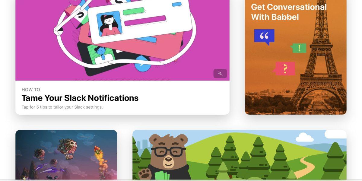 Apple's iOS App Store
