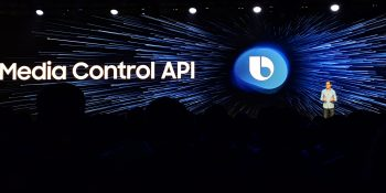 Samsung announces Media Control API for Bixby-enabled smart TV apps