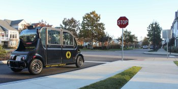 Optimus Ride's driverless shuttles will begin NYC service August 7