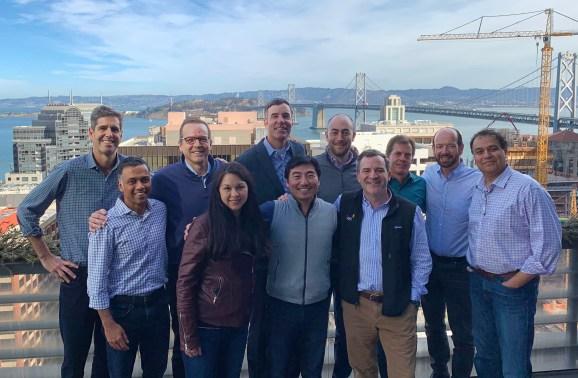Partners of Bain Venture Capital