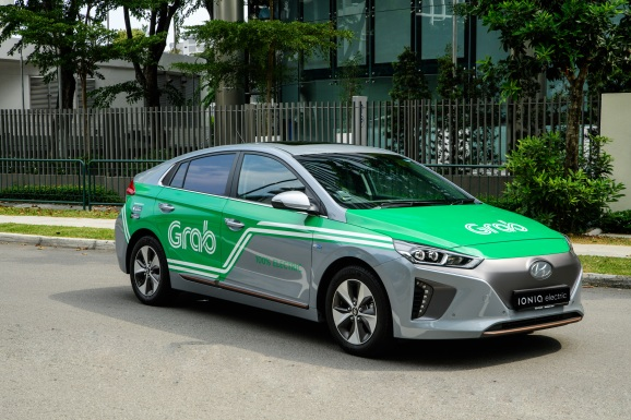 Grab raises $250 million from Hyundai and will partner on electric vehicles for Southeast Asia