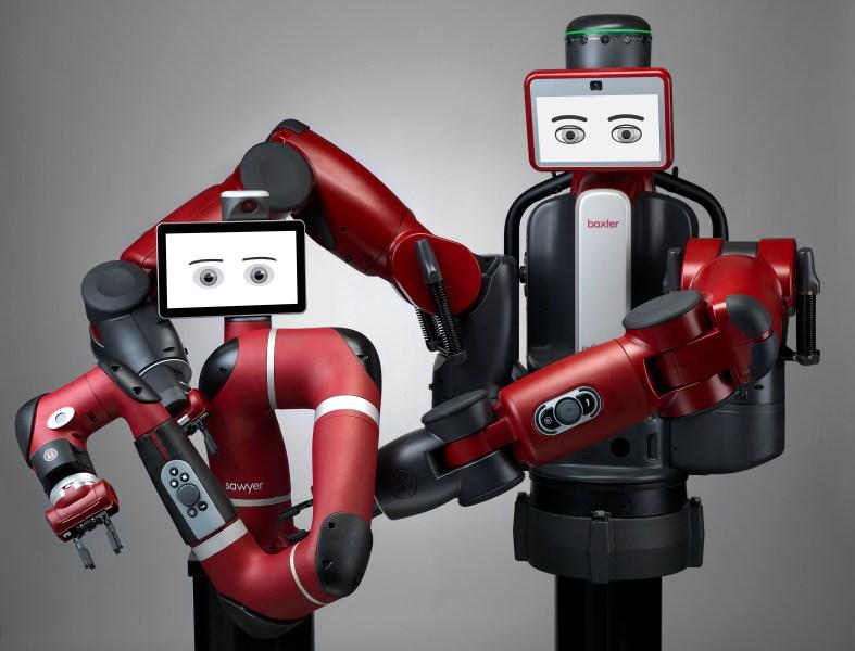 Rethink Robotics' Sawyer and Baxter