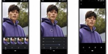 Google Photos for iOS gets portrait depth editing and color pop