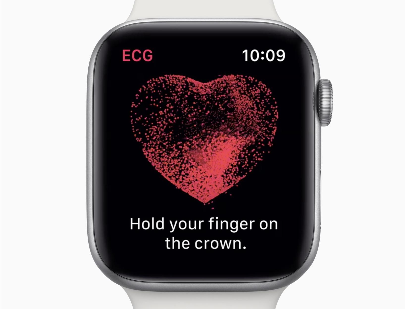Apple prepares to release ECG app for Watch Series 4 | VentureBeat