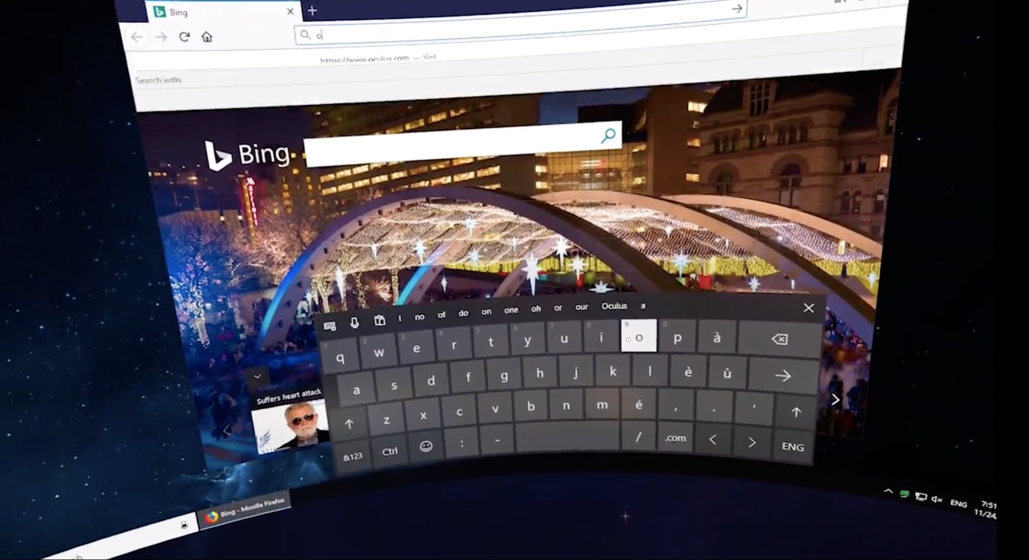 Virtual Desktop now mirrors Windows PCs on Oculus Go and