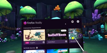 Firefox Reality VR browser gets support for 7 new languages, bookmarking, and more
