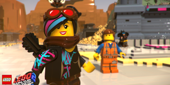 The Lego Movie 2 is getting its own game