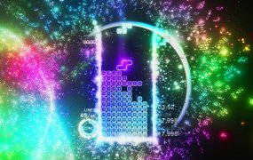 Tetris Effect is very good.