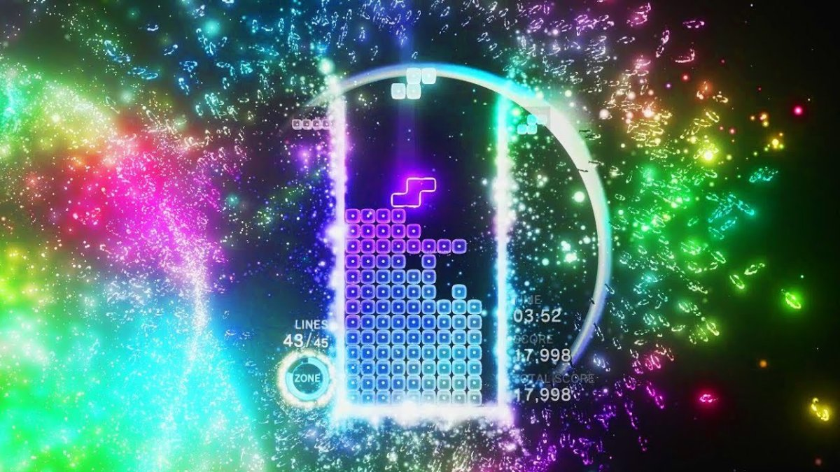 Tetris Effect Drops on PC this July 23