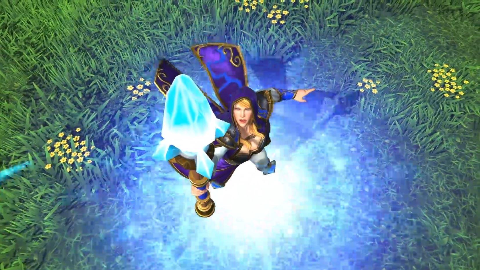 Blizzard Owns Your Warcraft 3 Reforged Custom Games Venturebeat