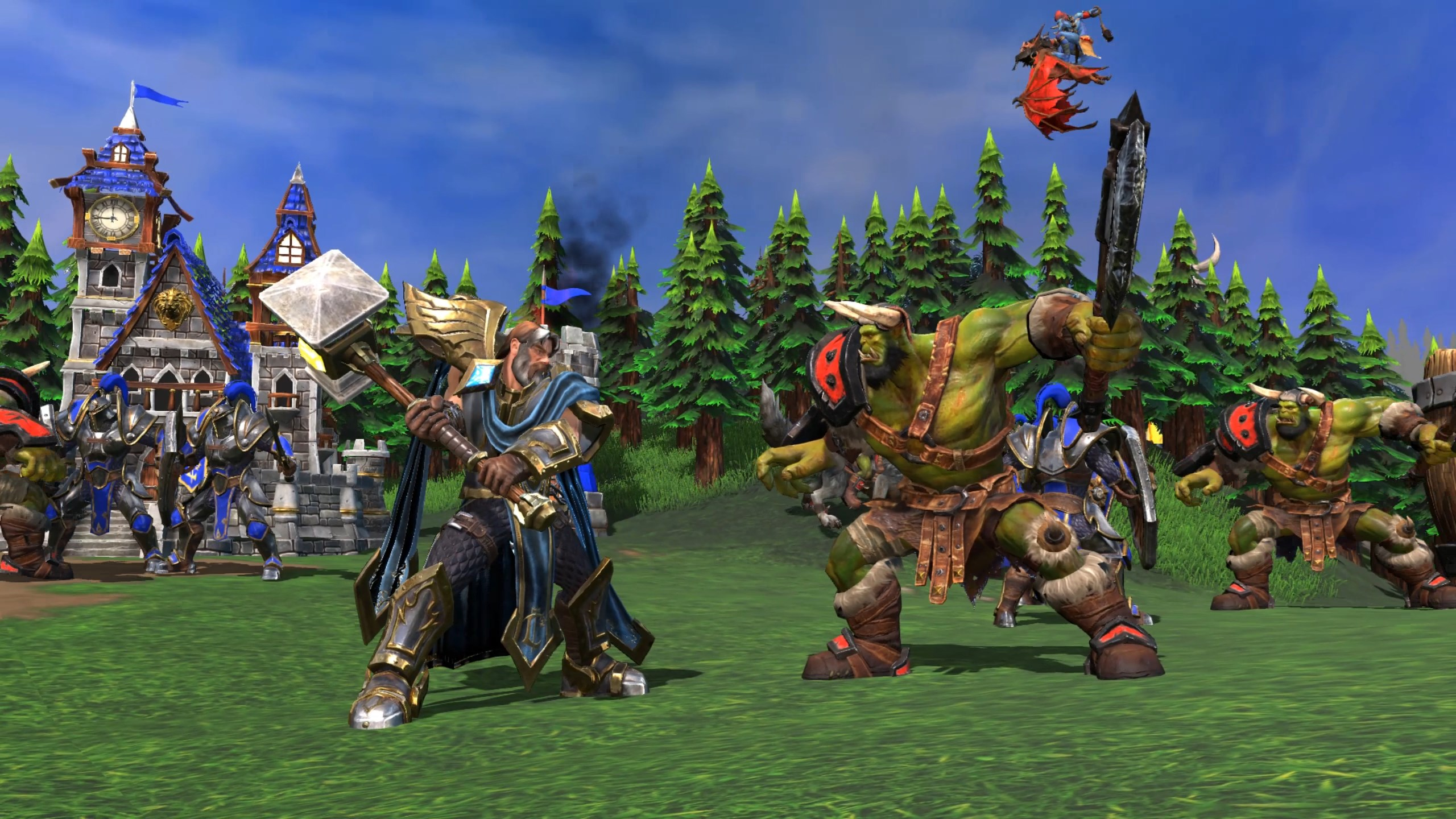 The Retrobeat Warcraft Iii Reforged Is A Harsh Lesson In