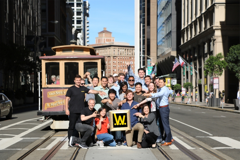 Wonolo employees in San Francisco.