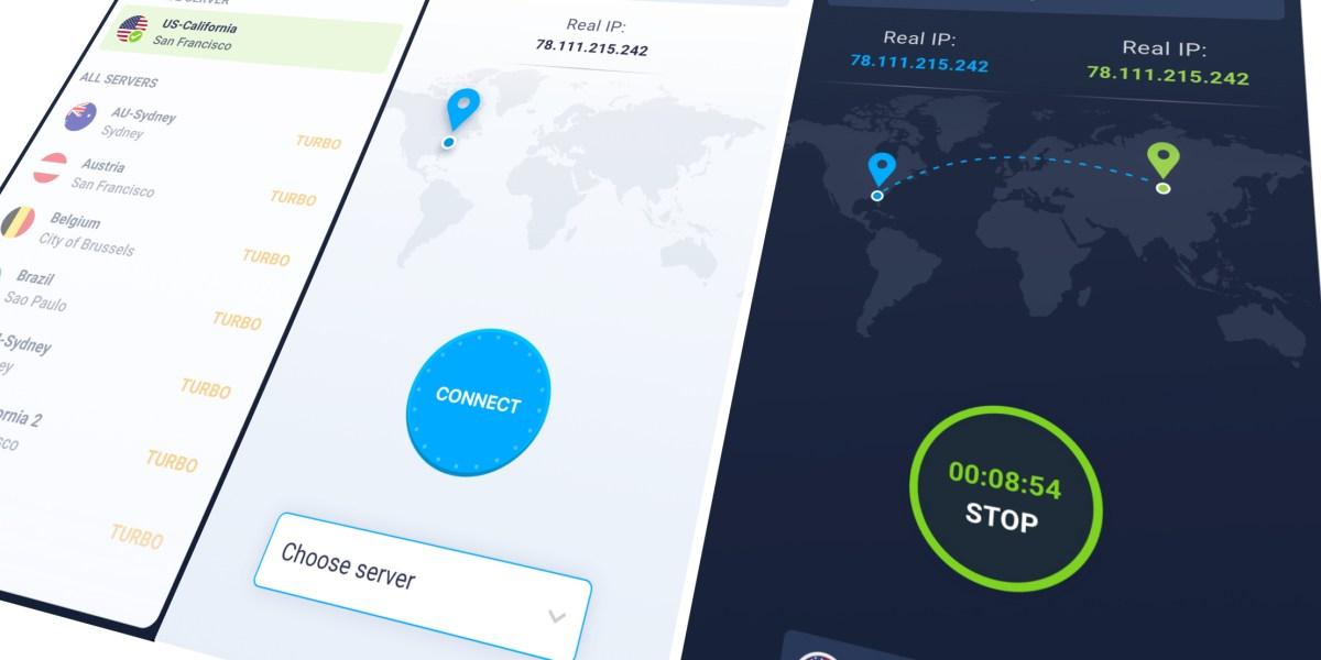 KeepSolid: VPN Lite