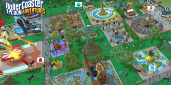 Atari CEO interview — How Rollercoaster Tycoon revival saved the company