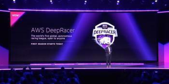 Amazon launches autonomous racing league and $399 DeepRacer car