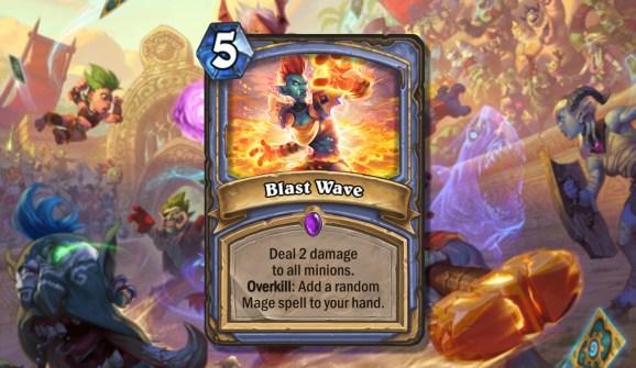 Blast Wave.