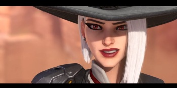 Overwatch's new hero is Ashe
