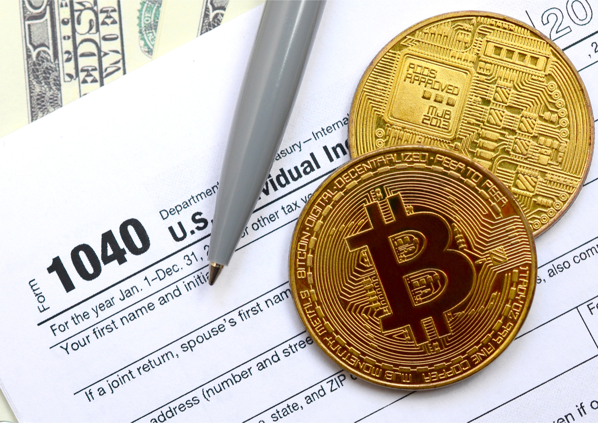How is crypto trading taxes
