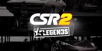 CSR Racing 2: Zynga launches Legends update