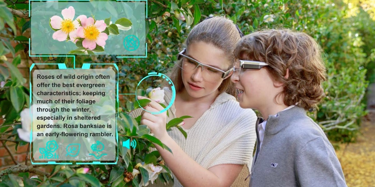 DigiLens' holographic technology helps to augment the world.