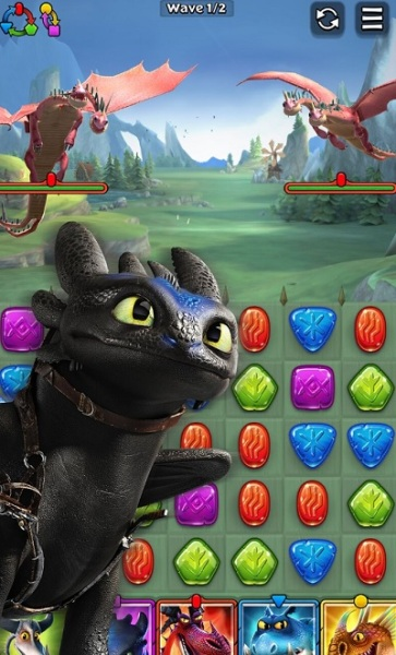 Universal and Ludia launch DreamWorks Dragons: Titan