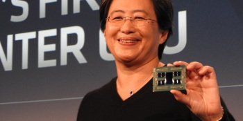 AMD CEO: Our CPUs gained market share over past 5 quarters
