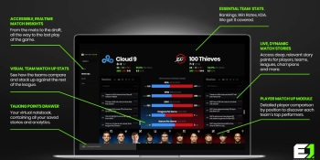 Esports One partners with Riot Games Brazil for real-time stats and insights