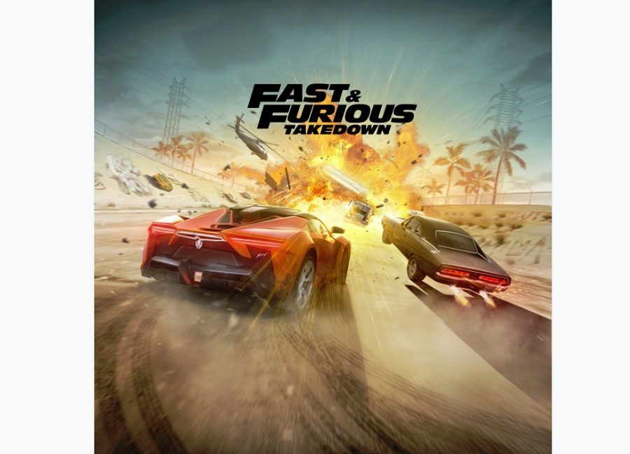 Universal Reveals Fast & Furious: Takedown on iOS and Android
