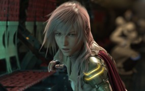 Final Fantasy XIII.
