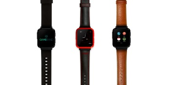 Gameband promised cool watches that you could play games on.