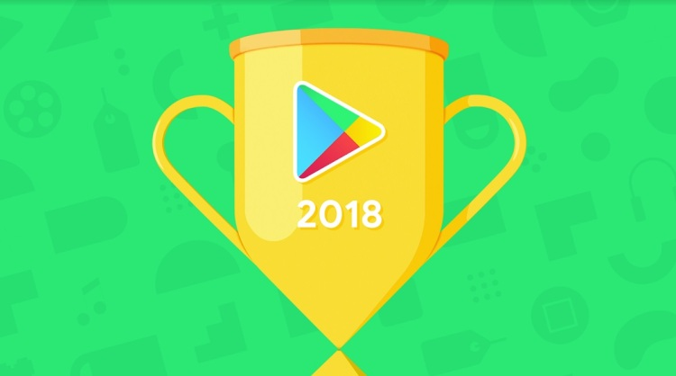 Google Play's best of 2018 is out.