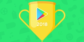 Google Play reveals 2018's best apps and games