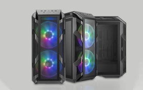 The Cooler Master H500M looks great, is super easy to use, and more.