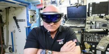 Microsoft HoloLens shoves off for boot camp