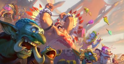 Hearthstone's next expansion is Rastakhan's Rumble | VentureBeat