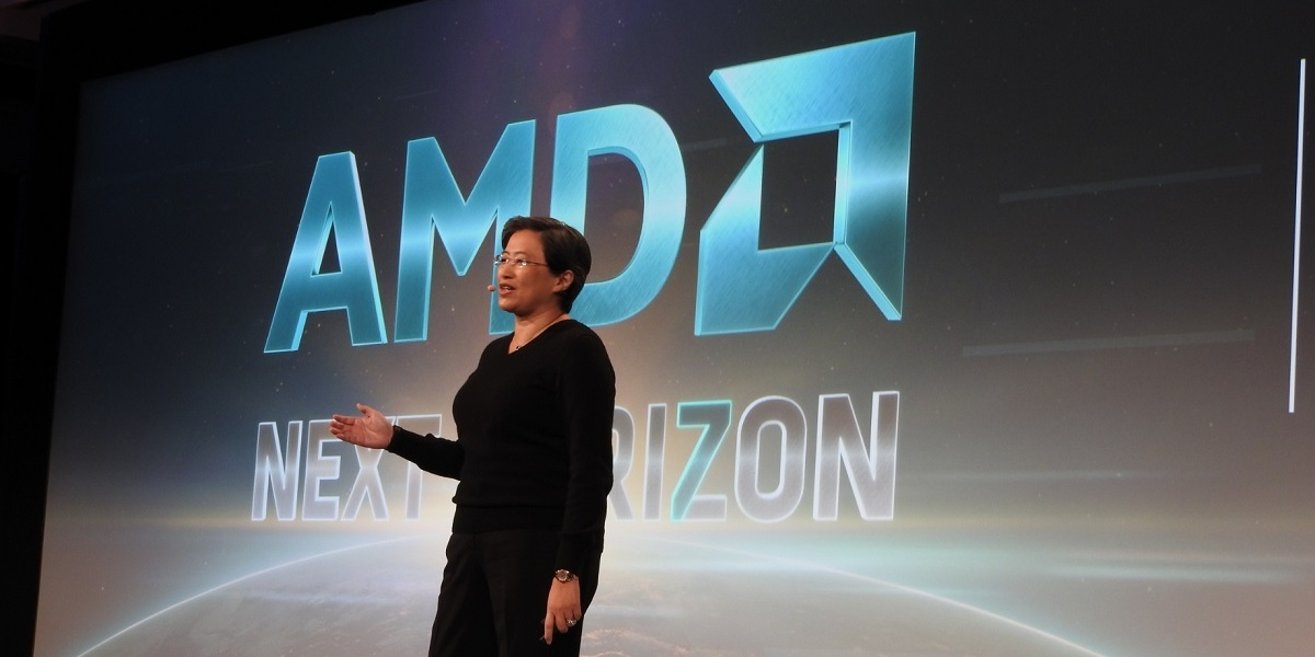 Lisa Su is CEO of AMD.