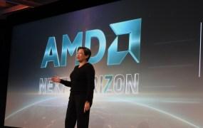 Lisa Su is CEO of AMD.
