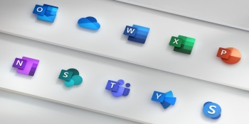 Microsoft redesigns its Office apps icons