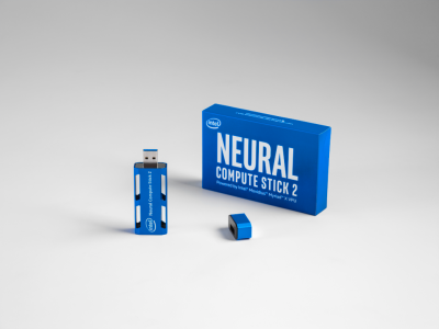 Intel's Neural Compute Stick 2 is 8 times faster than its