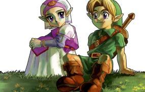 The Legend of Zelda: Ocarina of Time.