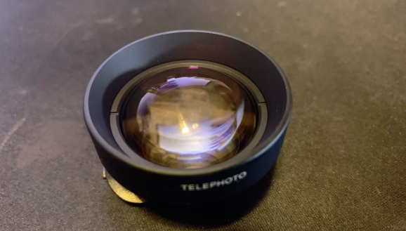 Olloclip's latest Pro Series lens.