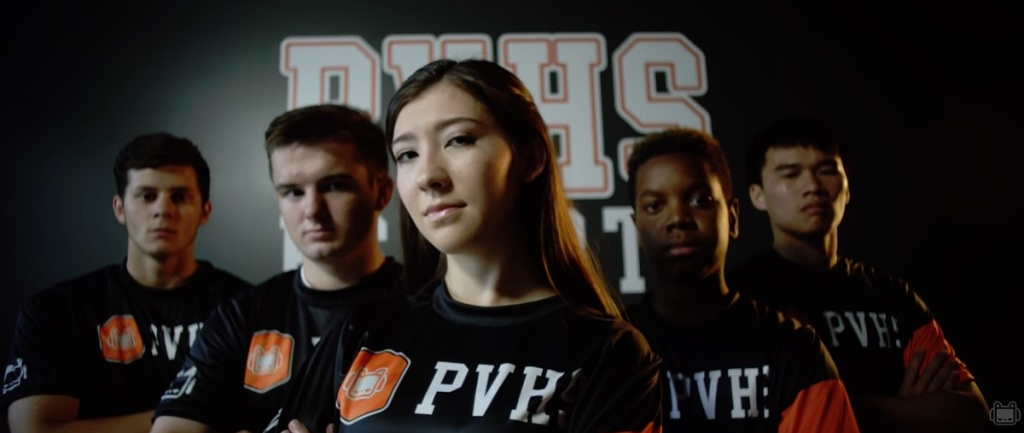 Now you can play esports in high school with PlayVS.
