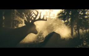Arthur Morgan dreams of deer moving in slow motion.
