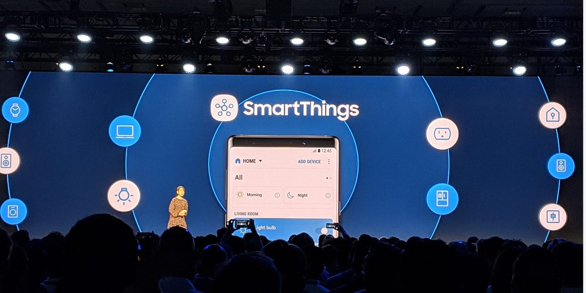 SmartThings ecosystem