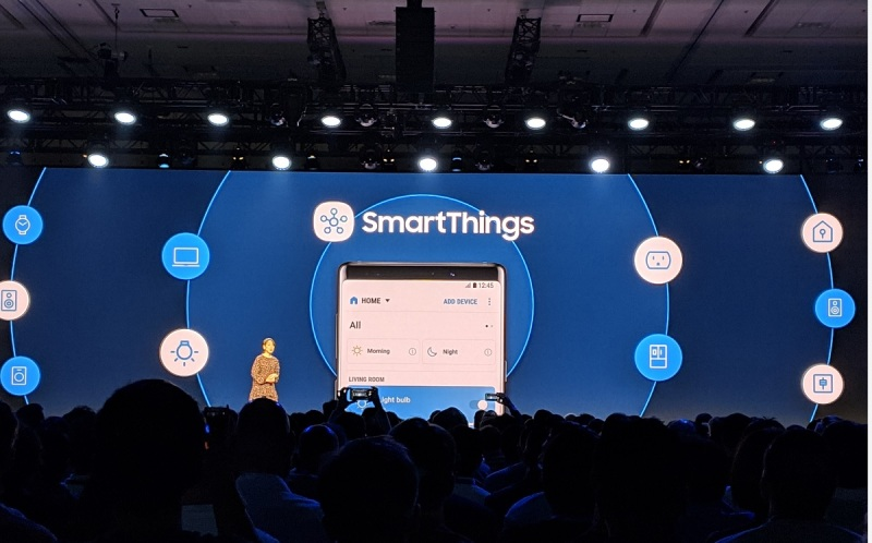 Samsung launches SmartThings dev tools, doubles number of