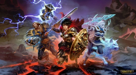 Smite is one of the PlayVS inaugural season sports.