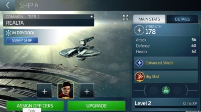 Star Trek Fleet Command impressions -- Beaming you into