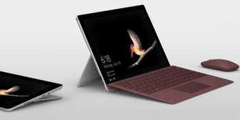 Microsoft opens Surface Go with LTE preorders, starting at $679
