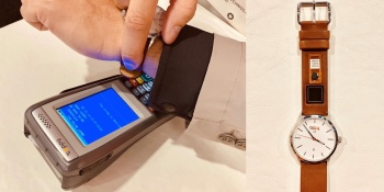 Tappy debuts finger-scanning watch bands for mobile payments